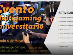 Evento Multigaming Universitario