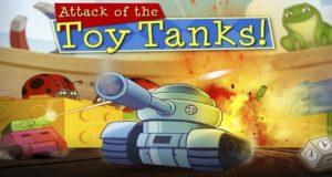 Anunciada la fecha de salida para Attack of the Toy Tanks