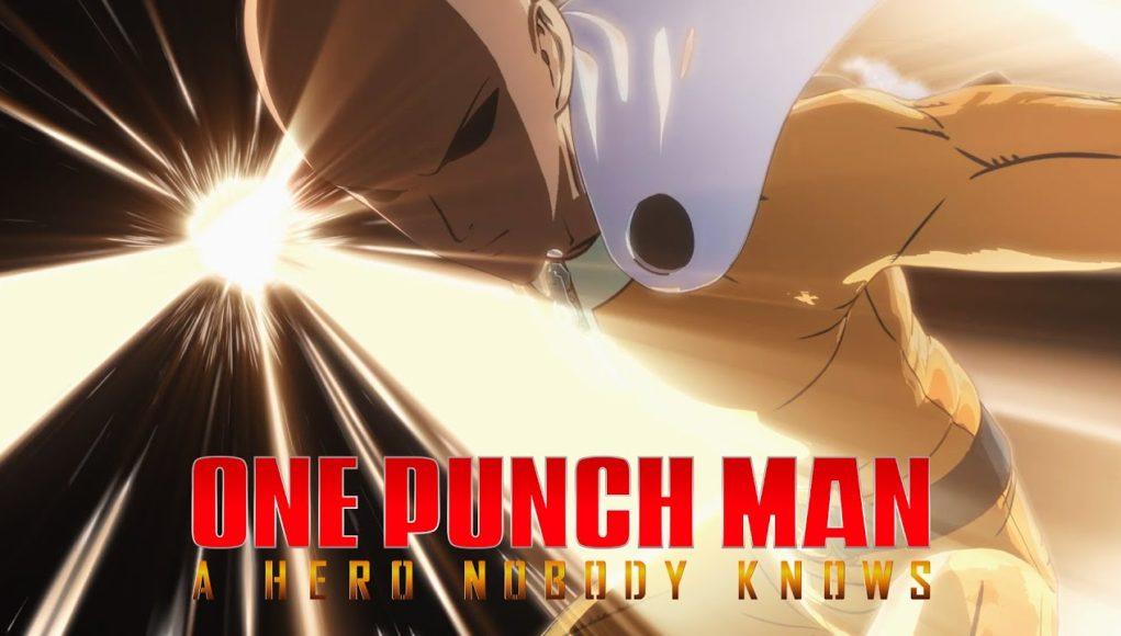 One Punch Man: A Hero Nobody Knows es anunciado