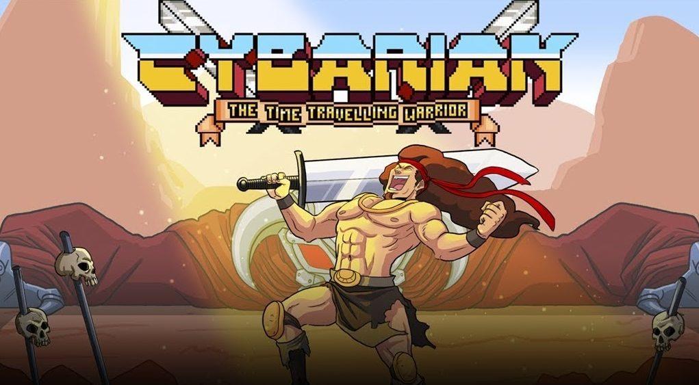 Anunciada la fecha de salida para Cybarian: The Time Travelling Warrior