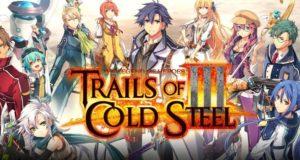 Anunciada la fecha de salida para The Legend of Heroes: Trails of Cold Steel III