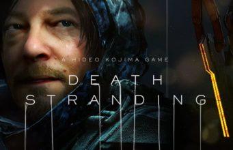 Hideo Kojima ha revelado la portada para Death Stranding