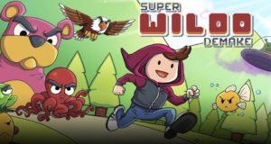 Super Wiloo Demake llega esta semana a consolas