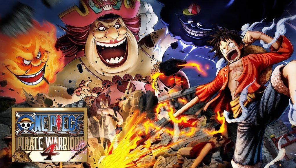 One Piece: Pirate Warriors 4 es anunciado