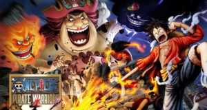 One Piece: Pirate Warriors 4 es anunciado