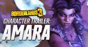 Conocemos a Amara en el nuevo trailer de Borderlands 3