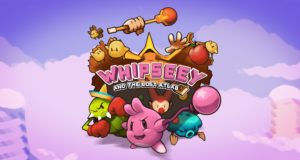 Whipseey and the Lost Atlas ya se encuentra disponible