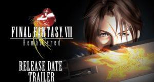 Anunciada la fecha de salida para Final Fantasy VIII Remastered