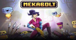 Mekabolt llega esta semana a consolas y PC