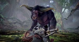 Rajang llega a Monster Hunter World: Iceborne por medio de una actualización gratuita