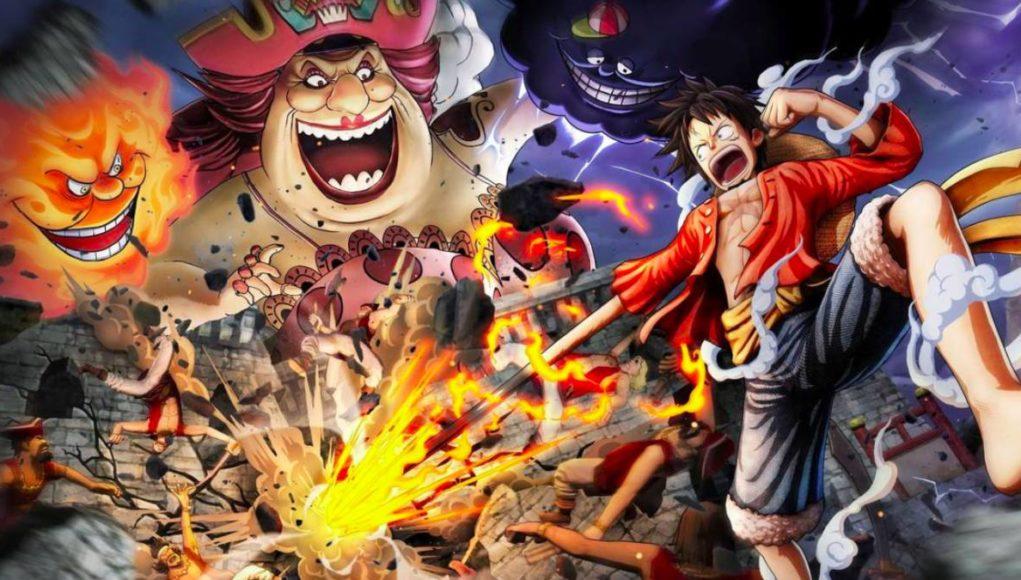 One Piece: Pirate Warriors 4 estrena trailer en la TGS 2019