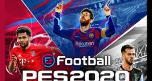 eFootball PES 2020 llega hoy a consolas y PC