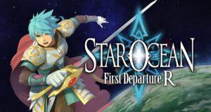 Anunciada la fecha de salida para STAR OCEAN First Departure R