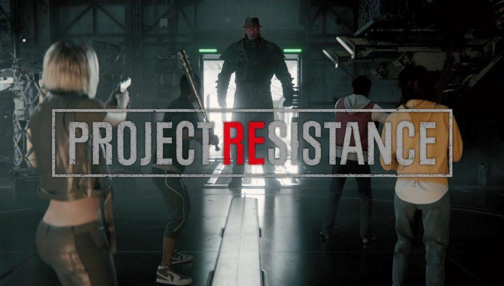 Project Resistance estrena teaser trailer