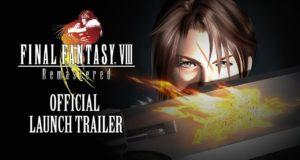 Final Fantasy VIII Remastered llega hoy a consolas y PC
