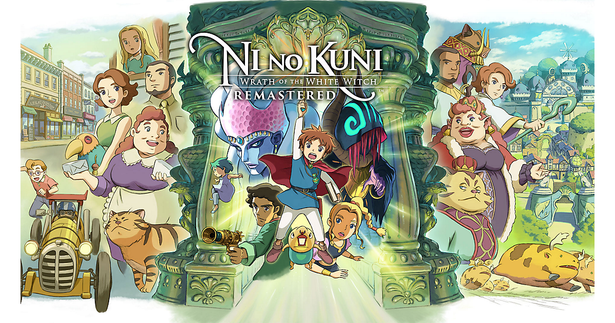 [Review] Ni no Kuni Wrath of the White Witch Remastered