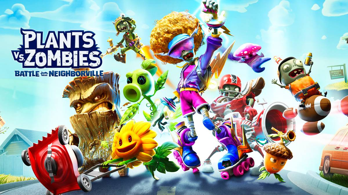 [Review] Plants vs. Zombies: Battle for Neighborville