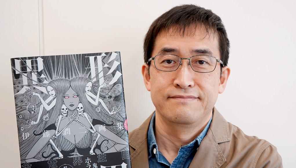 Junji Ito estará presente en la Argentina Comic Con