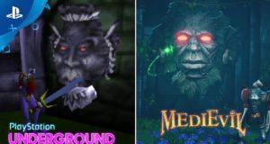 PlayStation compara MediEvil remake con la versión original