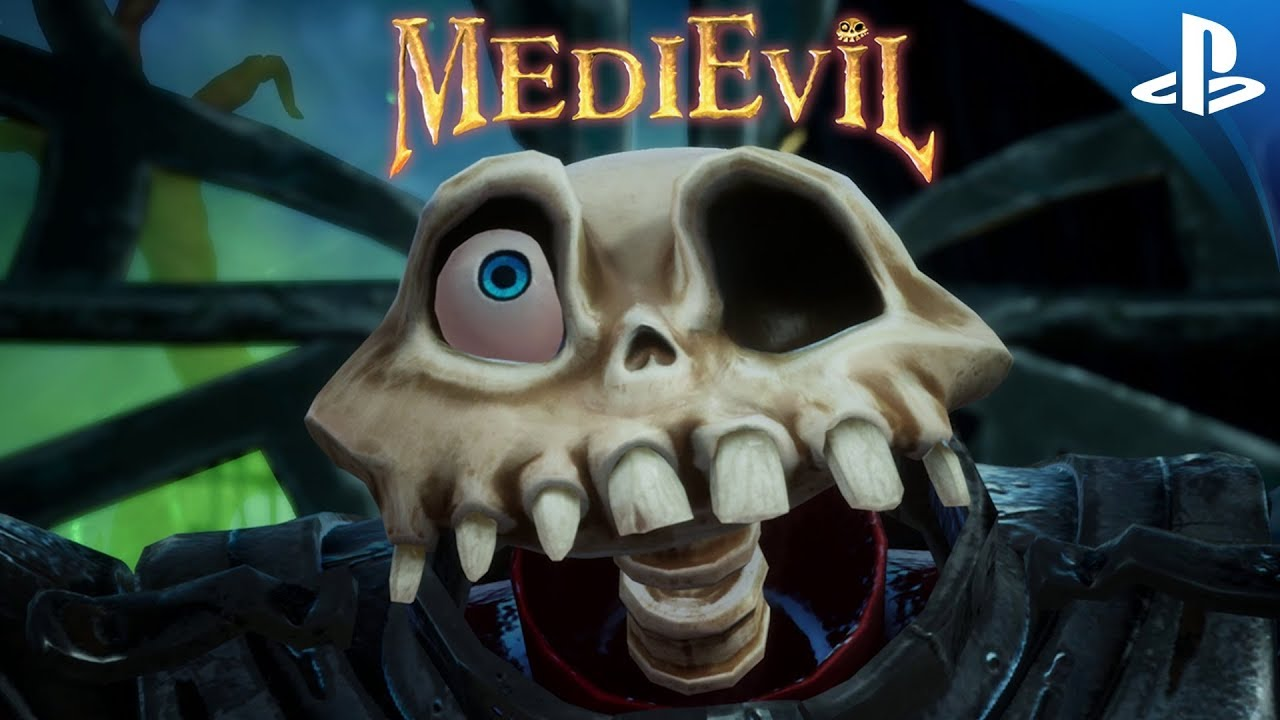 MediEvil Remake