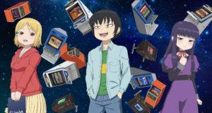 High Score Girl, el anime que todo fanatico de los videojuegos tiene que ver