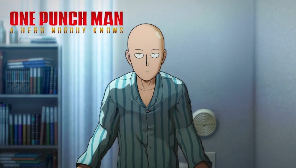 Anunciada la fecha de salida para One Punch Man: A Hero Nobody Knows
