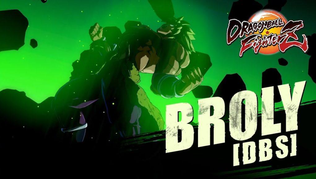 Broly (DBS) ya cuenta con fecha de lanzamiento para Dragon Ball FighterZ