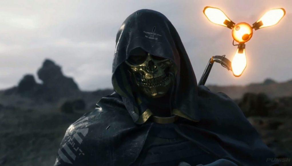 Hideo Kojima explica como se crearon las conexiones en Death Stranding