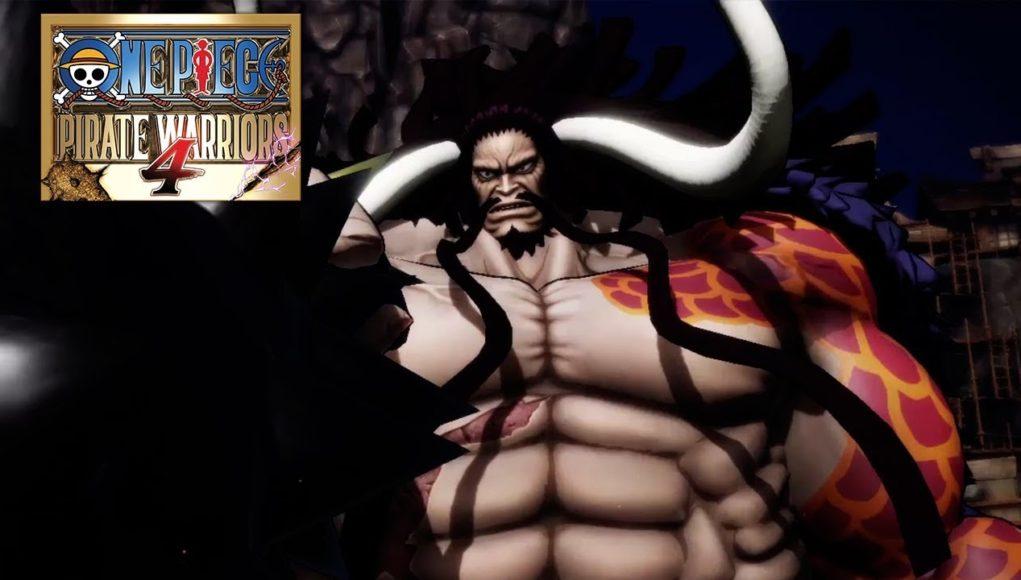 Big Mom y Kaido protagonizan el nuevo tráiler de One Piece Pirate Warriors 4