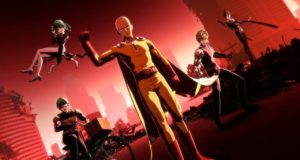 One Punch Man: A Hero Nobody Knows presenta su cinemática de apertura