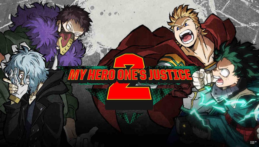 Revelada la Edición de Coleccionista para My Hero One's Justice 2