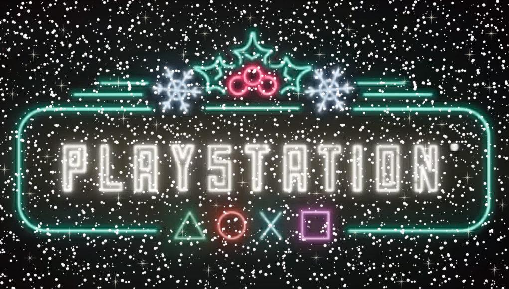 Felices Fiestas PlayStation