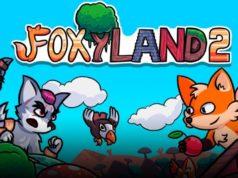 FoxyLand 2 ya se encuentra disponible en consolas