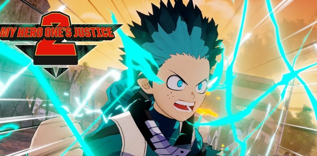Conocemos a los nuevos personajes que se suman a My Hero One's Justice 2