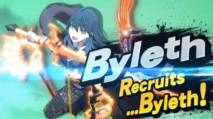 Byleth Super Smash