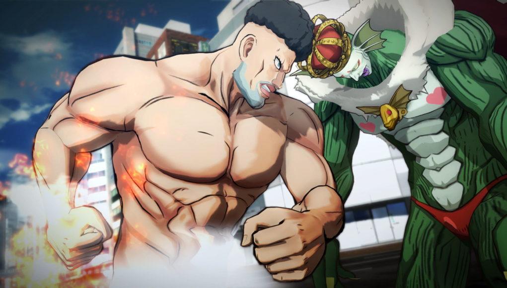 Nuevos héroes y villanos se unen a One Punch Man: A Hero Nobody Knows