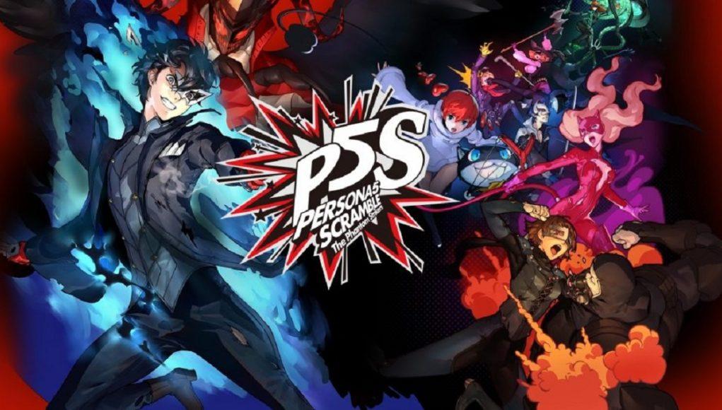 Hoy llega la Demo Japonesa de Persona 5 Scramble: The Phantom Strikers