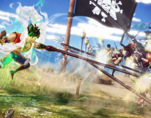 Conocemos a la Orquesta de One Piece Pirate Warriors 4