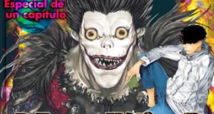 El manga One-Shot de Death Note ya se encuentra disponible