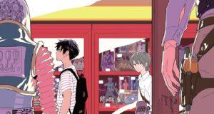 El manga de My Capricorn Friend llegará a la Argentina
