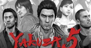 [Review] Yakuza 5 Remastered