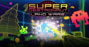 Super Destronaut: Land Wars llega a consolas esta semana