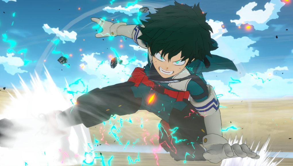 My Hero One's Justice se deja ver en un nuevo trailer