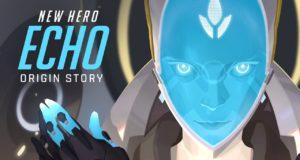 Conocemos a Echo, el nuevo héroe de Overwatch