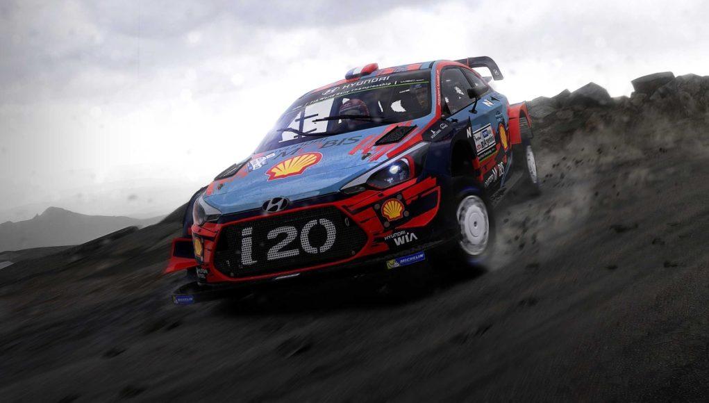 World Rally Championship 9