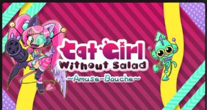 Cat Girl Without Salad: Amuse-Bouche llegó hoy Nintendo Switch