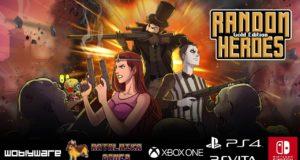 Random Heroes: Gold Edition llega a consolas esta semana
