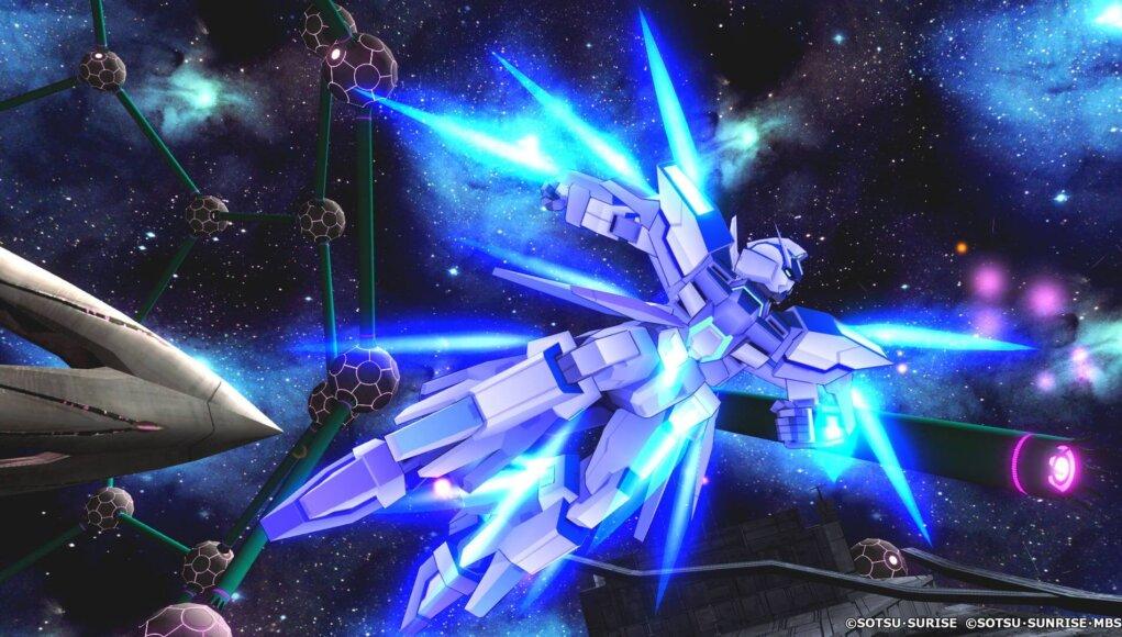 Anunciada la Beta abierta de Mobile Suit Gundam Extreme Vs. Maxiboost On