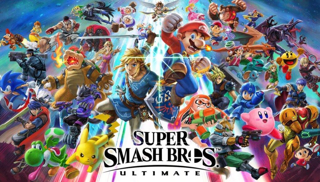 Nintendo anuncia un nuevo Direct centrado en Super Smash Bros.