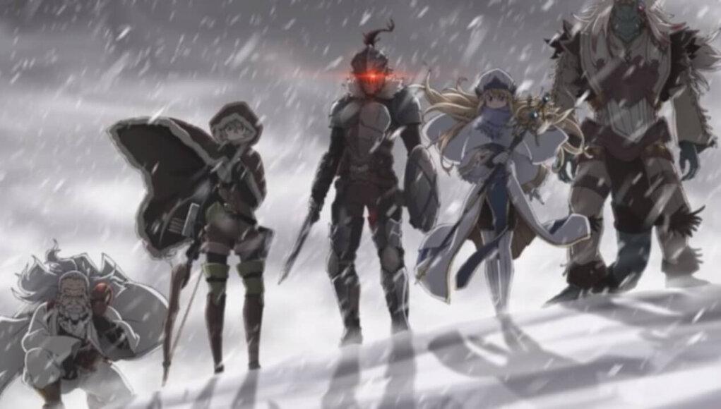 La película Goblin Slayer: Goblin's Crown llegará a Crunchyroll
